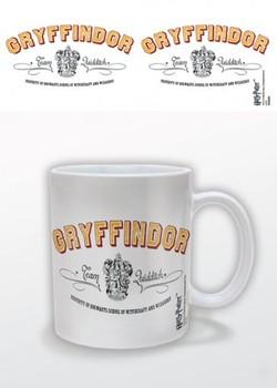 Harry Potter - Gryffindor Team Quidditch Чаши