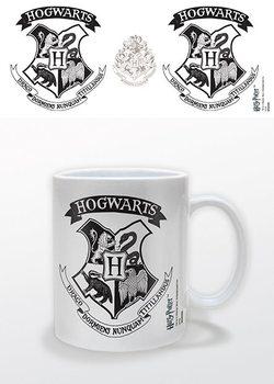 Harry Potter - Hogwarts Crest Black Чаши