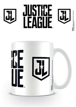 Justice League Movie - Logo Stencil Чаши