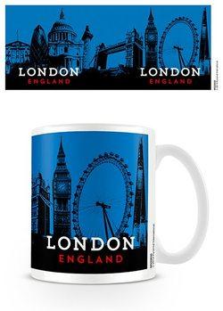 London - England Чаши