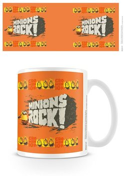 Minions - Rock  Чаши