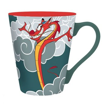 Mulan - Mushu Чаши