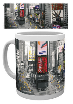 New York - Times square Чаши