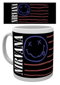 Nirvana - Flag Чаши