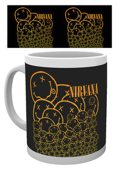 Nirvana - Flower Чаши