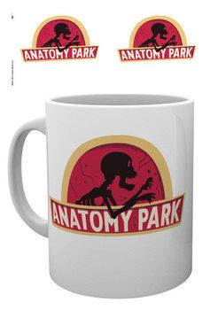 Rick And Morty - Anatomy Park Чаши