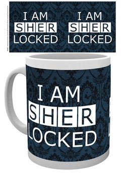 Sherlock - Sherlocked Dark Чаши