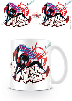 Spider-Man Into The Spider-Verse - Miles Чаши