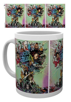 Suicide Squad - One Sheet Чаши