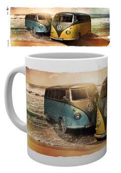 VW Camper - Camper Beach Чаши
