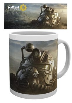 Fallout 76 - Dawn Чашка