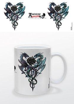 Fantasy - Caduceus Rex, Alchemy Чашка
