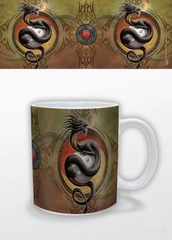 Fantasy - Yin Yang Protector, Anne Stokes Чашка