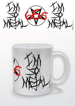 I'm So Metal Чашка