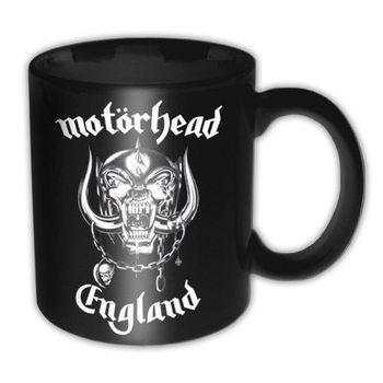 Motorhead – England Black Чашка