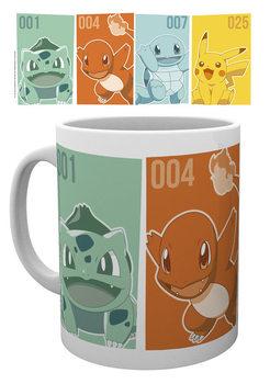 Pokemon - Starters Чашка