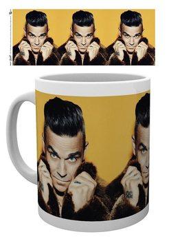 Robbie Williams - Fur Чашка
