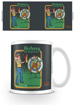 Steven Rhodes - Archery For Beginners Чашка