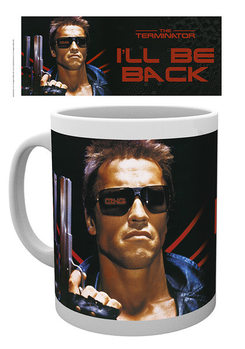 Terminator - I ll be back with Чашка