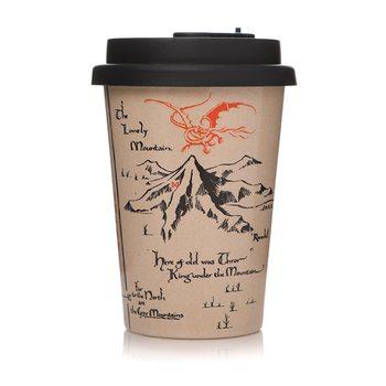 Еко чашка The Hobbit - Map