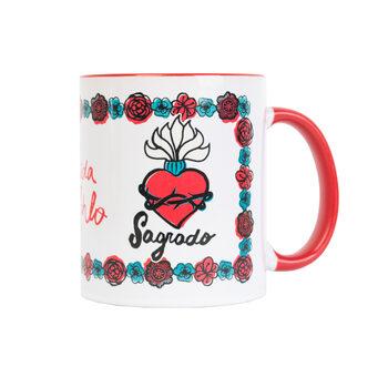 Чашка Frida Kahlo - Passion
