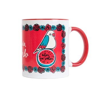 Чашка Frida Kahlo - Wings To Fly