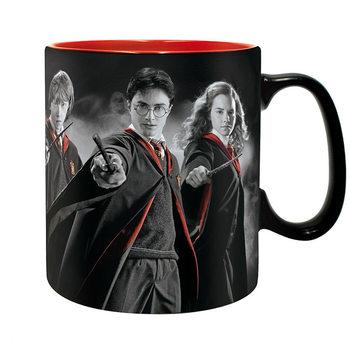 Чашка Harry Potter - Harry, Ron, Hermione