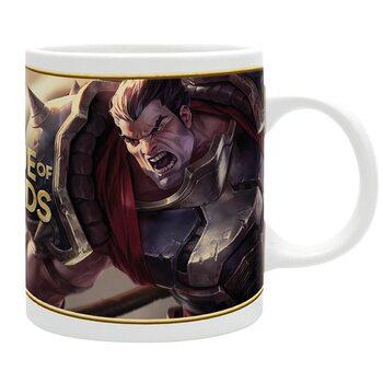 Чашка League of Legends - Garen vs Darius