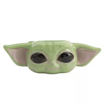Чашка Star Wars: Mandalorian - The Child (Baby Yoda)