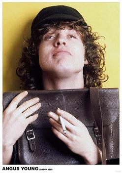 AC/DC - Angus Very Young плакат