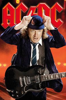 AC/DC - Live плакат