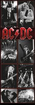 AC/DC (Live Montage) плакат
