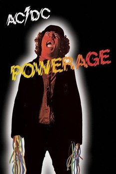 AC/DC - powerage плакат