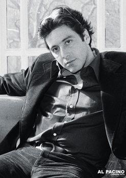 Al Pacino - London 1974 плакат