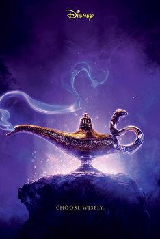Aladdin - Choose Wisley плакат