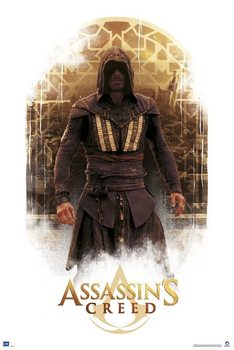 Assassins Creed - Character плакат