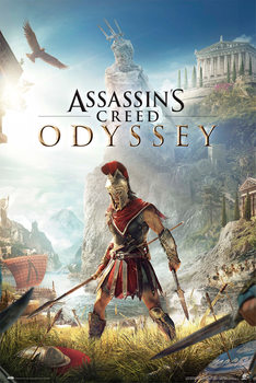 Assassins Creed Odyssey - One Sheet плакат