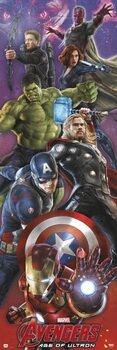 Avengers: Age Of Ultron плакат