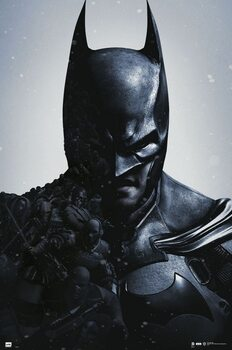 Batman - Arkham Origins плакат