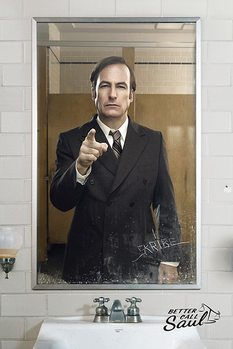 Better Call Saul - Mirror - плакат