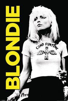 Blondie - Camp Funtime - плакат