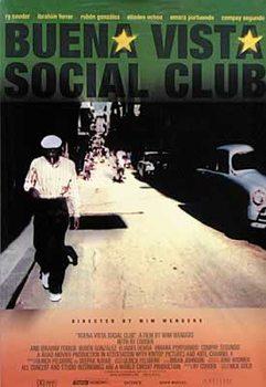 BUENA VISTA SOCIAL CLUB - плакат