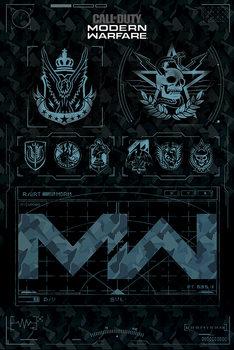 Call of Duty: Modern Warfare - Fractions плакат