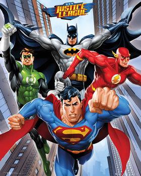 DC Comics - Rise - плакат
