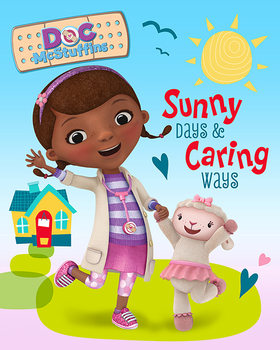 Doc Mcstuffins - Sunny Days плакат