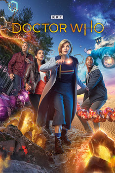 Doctor Who - Chaotic плакат