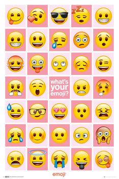 EMOJI - What's Your Emoji - плакат