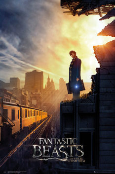 Fantastic Beasts And Where To Find Them - One Sheet 2 плакат