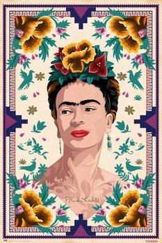 Frida Kahlo плакат