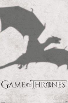 GAME OF THRONES 3 - shadow плакат